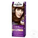 Краска Palette ICC LW3 горячий шоколад