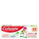 Детская зубная паста Colgate 3-5 лет 50мл