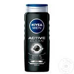 Gel de dus Nivea Men Energizant 500ml