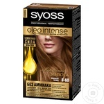 Краска для волос Syoss Oleo Intense 8-60 медовый блонд