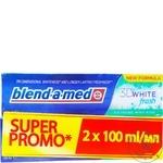 Pasta de dinti Blend-A-Med Mint 2x100ml