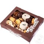Biscuiti Besweet Asorti de sarbatori 700g