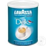 Cafea macinata Lavazza decofeinizata 250g