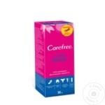 Ежедневные гигиенические прокладки Carefree Flexi 30шт