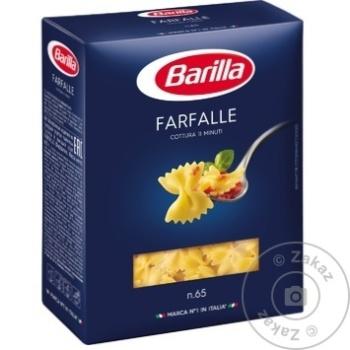 Farfalle Barilla 400g - cumpărați, prețuri pentru Metro - foto 4
