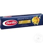 Спагетти Barilla №7 из твердых сортов пшеницы 450г