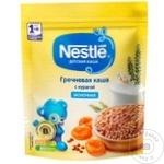 Каша гречневая Nestle абрикос 220г