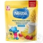 Terci de cereale Nestle banana/capsuna 220g