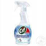 Detergent pentru geam Cif 500ml