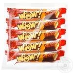 Baton de ciocolata Nefis WOW 5 x 35g