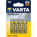 Baterii VARTA SUPERLIFE AA 4buc