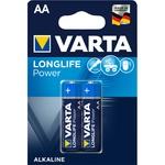 Батарейки VARTA LONGLIFE POWER AA 2шт