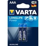 Baterii VARTA LONGLIFE POWER AAA 2buc