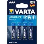 Baterii VARTA LONGLIFE POWER AAA 4buc