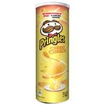 Chips Pringles cu gust de cascaval 165g