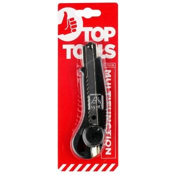 TOP TOOLS CUTTER PVC18MM+FIXAR - купить, цены на Метро - фото 1