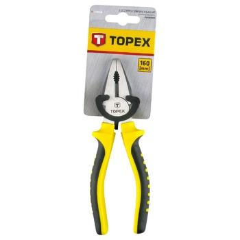 TOPEX CLESTE PATENT 160MM - купить, цены на Метро - фото 1