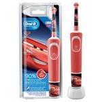 Электрическая зубная щетка Oral-B Cars