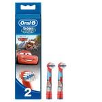 Сменные насадки для электрической зубной щетки Oral-B Kids 2шт
