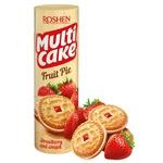 Печенье Roshen со вкусом клубники 195г
