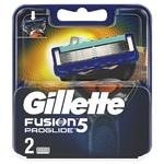 Кассеты для бритья Proglide Fusion Gillette 2 шт.