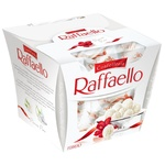 Specialitati Raffaello din cocos cu migdale T15 150g