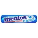 Жевательная резинка Mentos Fresh mint 15,5г