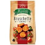 Bruschete Maretti cu gust de tomate si olive 70g