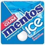Жевательная резинка Mentos Ice Peppermint 12,9г