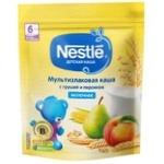 Каша злаковая Nestle персик/груша 220г