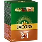Cafea solubila 3in1 Jacobs cappucino 24x12,5g