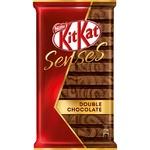 Ciocolată Kit Kat Senses Double 112g