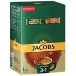 Кофе 3in1 Jacobs карамель 24х15г