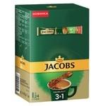 Cafea 3in1 Jacobs alune 24х15g