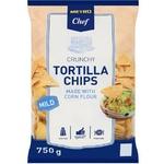 Chips METRO Chef din porumb cu sare 750g