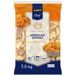 Картофель METRO chef Wedges skin 2,5кг