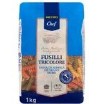 Paste făinoase METRO Chef Fusilli tricolore 1kg