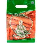 Морковь мытая фасованная 1кг