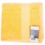 Полотенце Tarrington House Nos Желтый 50x100см