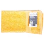 Полотенце Tarrington House Nos Желтый 30x50см