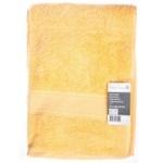 Полотенце Tarrington House Nos Желтый 70x140см