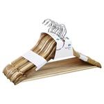 Набор вешалок ARO деревянных 12шт