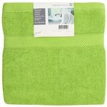 Полотенце Tarrington House Nos Зеленый 50x100см