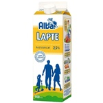 Молоко Alba 2,5% 900мл