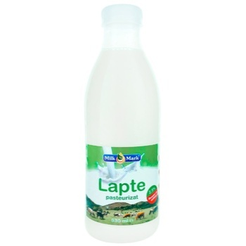Молоко Milk-Mark 2,5% 0,93л - купить, цены на Метро - фото 1