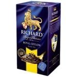 Ceai Richard Kings Tea în plicuri 25x2g