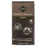 Кофе в капсулах Rioba Nespresso Forte 10x5г