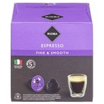 Кофе в капсулах Rioba Dolce Gusto эспрессо 16x12г