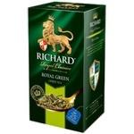 Чай Richard Зеленый в пакетиках 25x2г