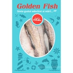 Минтай Golden Fish тушка замороженный калибр 300/500кг
